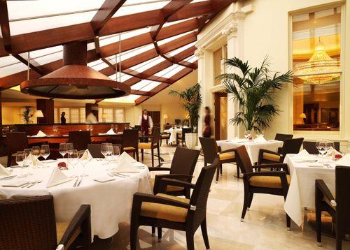 Bombay Brasserie conservatory 1